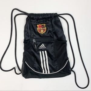 Adidas + Carlsbad Patch 3 Stripe Backpack